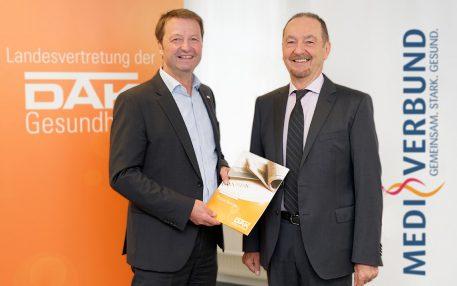 DAK-Gesundheit und MEDI Baden-Württemberg sagen dem Diabetes den Kampf an