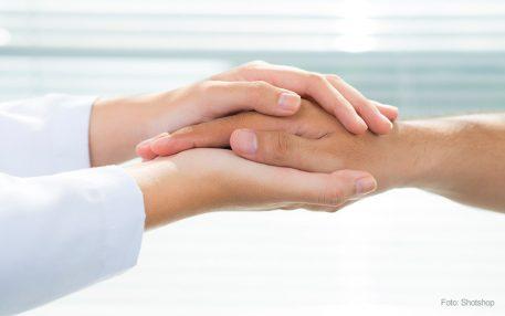 Schöne Hände: Desinfizieren statt waschen