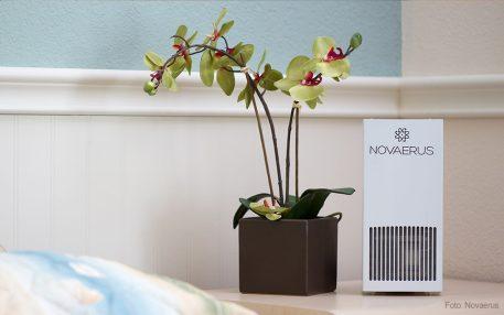 Mehr Sicherheit in Praxen mit Luftdesinfektionsgeräten
