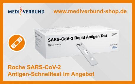 Roche SARS-CoV-2 Antigen-Schnelltest im Angebot