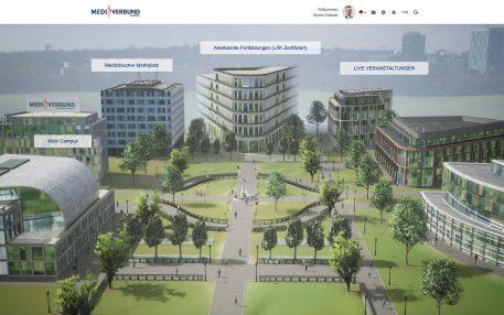 Mobil, flexibel und günstig: Digitale Fortbildungen auf dem MEDI-Campus
